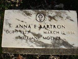 Anna E. Bartron