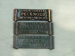 """Margaret Crawford """"Muggs"""" <I>Barnes</I> Glaser"""
