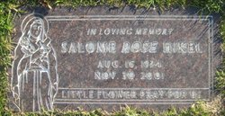 Salome Rose Hikel