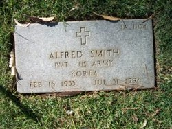 Pvt Alfred Smith