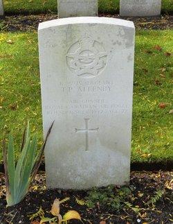 Sergeant Thomas Peter Allenby