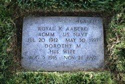 Royal K Aaberg