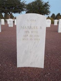 Marilee <I>Boyd</I> Mohler
