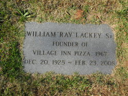 William Ray Lackey