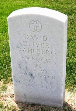 David Oliver Dahlberg