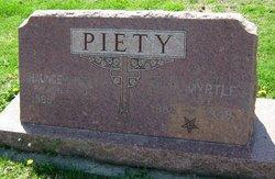 Chauncey Rose Piety