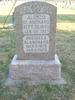 Roszella <I>Hughes</I> Blanchard