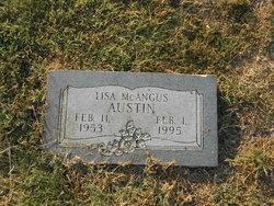 Lisa <I>McAngus</I> Austin