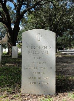 Rudolph Saucedo Esquivel