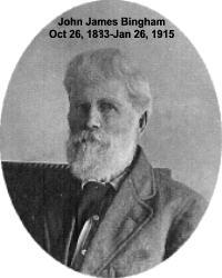 John James Bingham