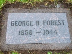 George Robert Forest