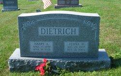 Verna Hannah <I>Meck</I> Dietrich