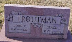 John P Troutman