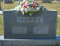 Paul Loftin Hardy