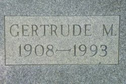 Gertrude Mabel <I>Merrell</I> Gilliam