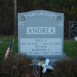 Marlene A. <I>Duplissey</I> Andrea