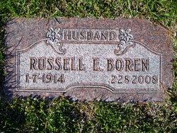 Russell E Boren
