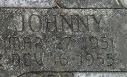 "John Lee ""Johnny"" Evans"