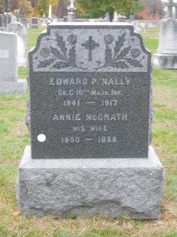 Annie <I>McGrath</I> Nally