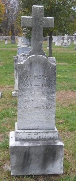 Elizabeth A Meehan