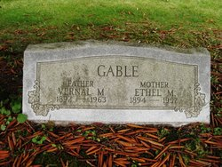 Ethel May <I>Cornell</I> Gable