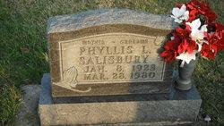 Phyllis L. <I>Huffer</I> Salisbury