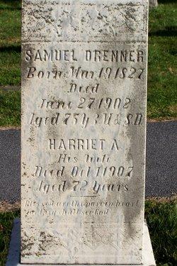 Harriet A. <I>Himes</I> Drenner