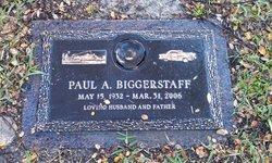 Paul Alpheus Biggerstaff