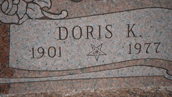 Doris K. <I>Kelley</I> Spurgeon