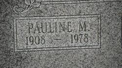 Pauline M. Whiteman