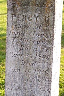 Percy H. Morrow