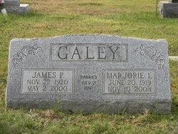 """Marjorie L """"Peg"""" <I>Shearer</I> Galey"""