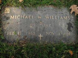 "PO Michael Wayne ""Mike"" Williams"