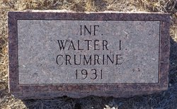 Walter I Crumrine