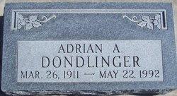 Adrian August Dondlinger