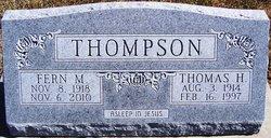 Thomas H Thompson