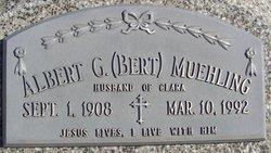 """Albert G """"Bert"""" Muehling"""