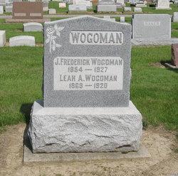 "Jacob Frederick ""Fred"" Wogoman"