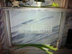 Frank D. Brandt
