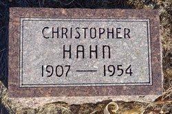 Christopher Hahn