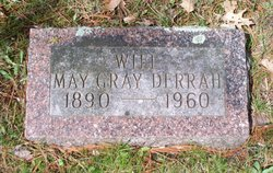 May <I>Gray</I> Derrah