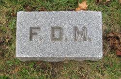Fanny <I>Deardorff</I> Markham