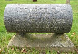 Edward E Kinsey