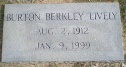Burton Burkley Lively