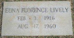 Edna Florence Lively