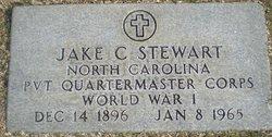 Jake C Stewart