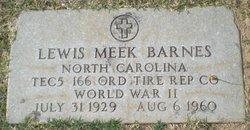 Lewis Meek Barnes