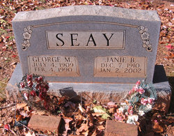 Janie B Seay