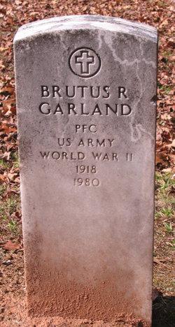 PFC Brutus R Garland