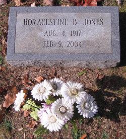 Horacestine <I>Bagley</I> Jones